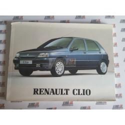 Renault Clio. Manual de instrucciones