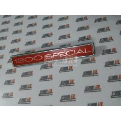 Simca 1200. Anagrama 1200 Special