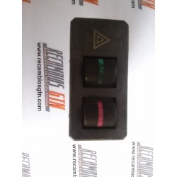 Seat Ritmo. Interruptor luces emergencia