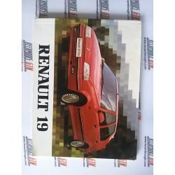 Renault 19. Manual de usuario
