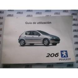 Peugeot 206. Guia de utilización