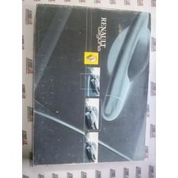 Renault Laguna. Manual de usuario
