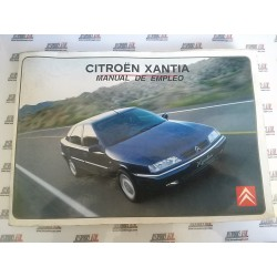 Citroën Xantia. Manual de empleo