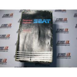 Seat Ibiza I. Pegatinas laterales Junior
