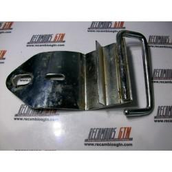 Renault 4. Renault 6. Sujección cinturon