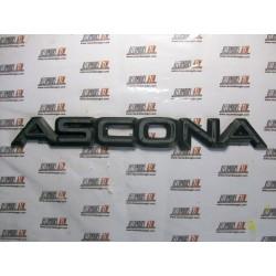 Ascona. Anagrama