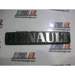 Renault. Anagrama Cuadrado
