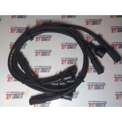 Fiat Regata. Seat 124. 1430. 128. 131. 132. Cables de bujia antiparasitos