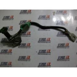 Renault Super 5. Cable con borne negativo