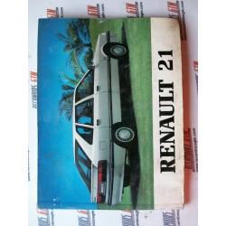 Renault 21. Manual de usuario