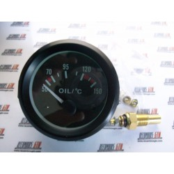 Reloj temperatura del aceite 52mm