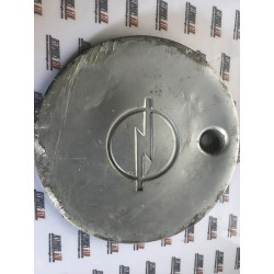 Opel. Tapa buje llanta metálica