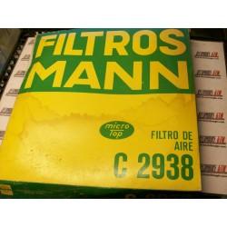 Ford Fiesta. Filtro Aire