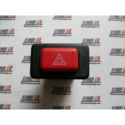 Mitsubishi Montero. interruptot luces emergencias