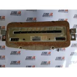 Renault 8. Renault 10. Cuadro instrumentos