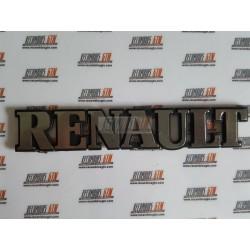 Renault suer 5. Anagrama Renault puertas