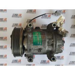 Suzuki Liana. Compresor de aire acondicionado