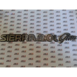 Ford Sierra. Anagrama