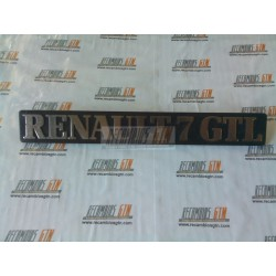 Anagrama Renault 7 GTL