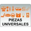 PIEZAS UNIVERSALES
