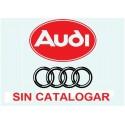 Audi SIN CATALOGAR