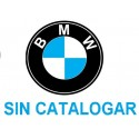 BMW SIN CATALOGAR